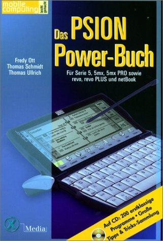 9783932888168: Das PSION Power-Buch, m. CD-ROM