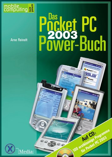 9783932888601: Das Pocket-PC 2003 Power-Buch (Livre en allemand)