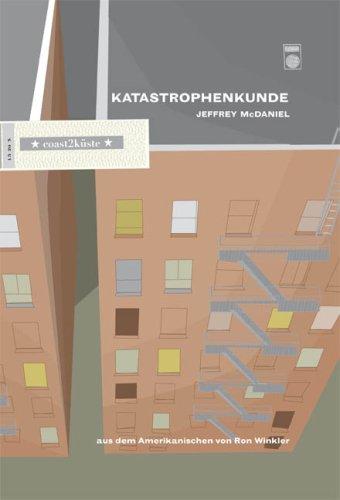 9783932902611: Katastrophenkunde (Livre en allemand)