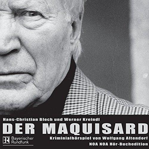 9783932929618: Der Maquisard, 1 Audio-CD