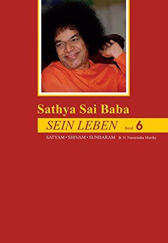 9783932957598: Sein Leben Band 6: Satyam Shivam Sundaram (1986-1993)