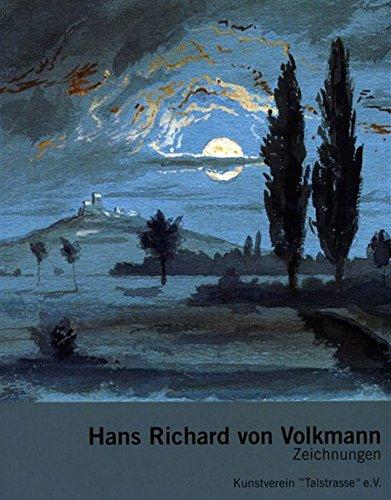9783932962127: Hans Richard von Volkmann. Zeichnungen (Livre en allemand)