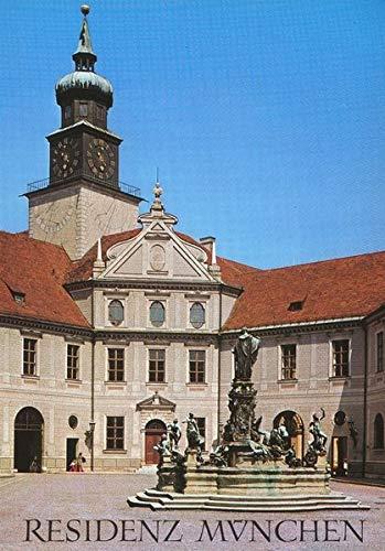 Residence Munich: Official Guide: Herbert Brunner