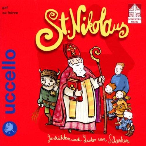 9783933005823: St. Nikolaus, Geschichten und Lieder vom Schenken, 1 Audio-CD (Livre en allemand)
