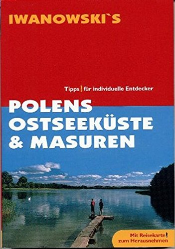 9783933041166: Polens Ostseeküste und Masuren. Reise-Handbuch.