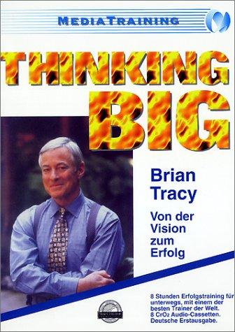 9783933069054: Thinking Big, 8 Cassetten