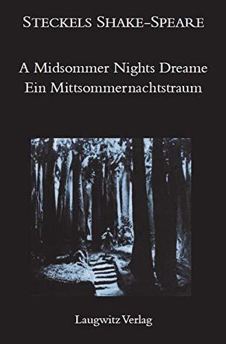 9783933077363: Ein Mittsommernachtstraum/A Midsommer nights dreame