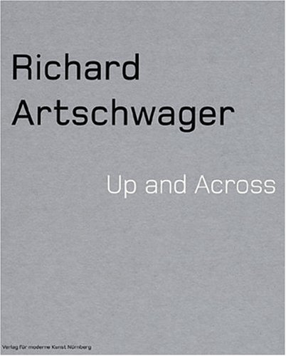 Up and across (Paperback): Richard Artswager