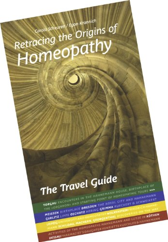 Retracing the origins of homeopathy : the: Scheuren, Carola, Krannich,