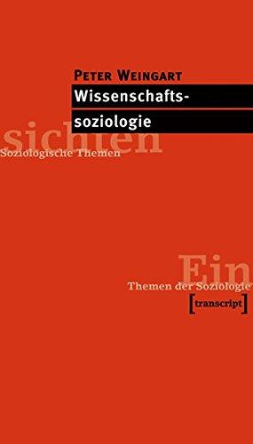 9783933127372: Wissenschaftssoziologie