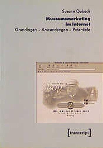 9783933127396: Museumsmarketing im Internet