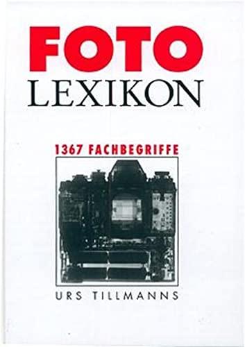 9783933131164: Fotolexikon: 1367 Fachbegriffe