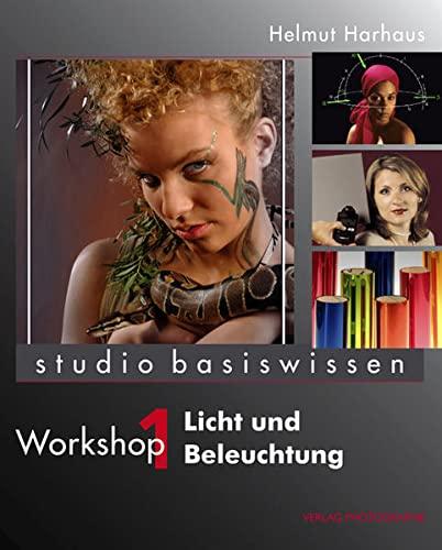 9783933131690: Licht & Beleuchtung - Personen im Studio: Basiswissen