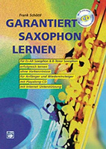 9783933136183: Garantiert Saxophon lernen