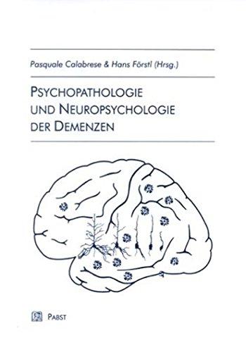 9783933151568: Psychopathologie und Neuropsychologie der Demenzen
