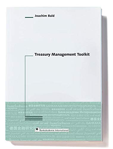 9783933165954: Treasury Management Toolkit