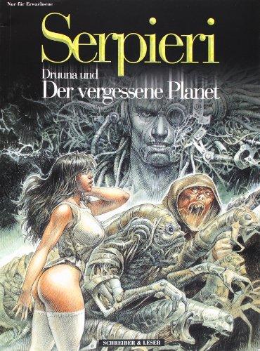 9783933187437: Druuna und der vergessenen Planet.