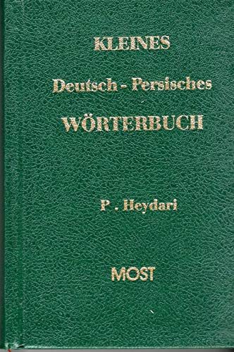 9783933196149: Deutsch-Persisches Wörterbuch [Dec 01. 2001] Heydari. Parviz