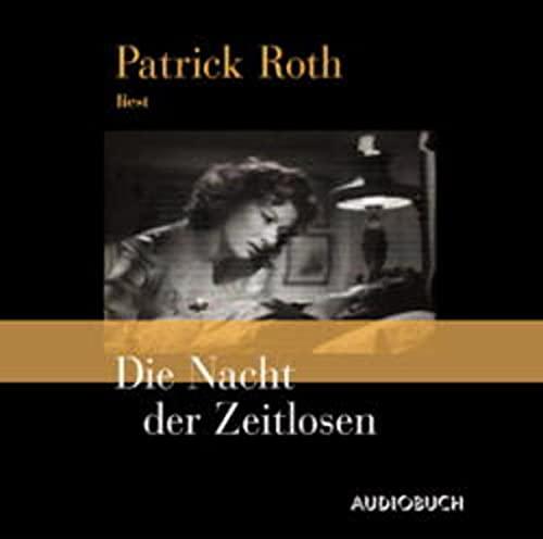 9783933199737: Die Nacht der Zeitlosen, 3 Audio-CDs