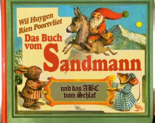 9783933203397: Das Buch vom Sandmann und das ABC vom Schlaf