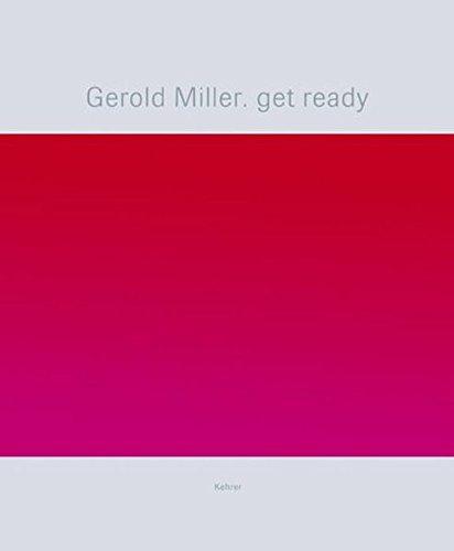 Gerold Miller. get ready Blume, Eugen; Weibel, P.