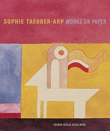 Sophie Taeuber-Arp: Works on Paper (German Edition) - V?gele, Christoph, Krupp, Walburga