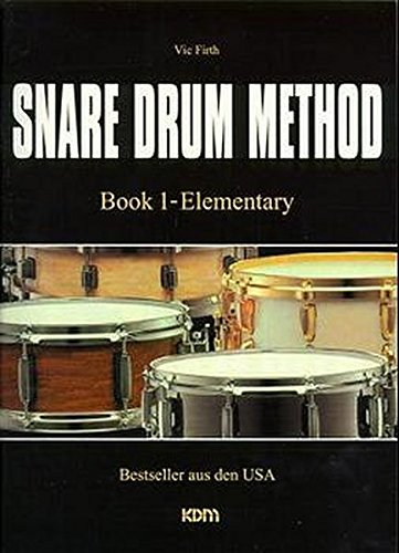 9783933316134: Snare Drum Methode