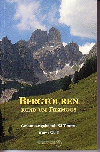 9783933344298: Bergtouren rund um Filzmoos