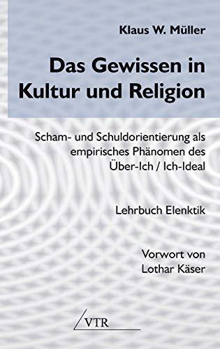 9783933372055: Das Gewissen in Kultur und Religion (German Edition)