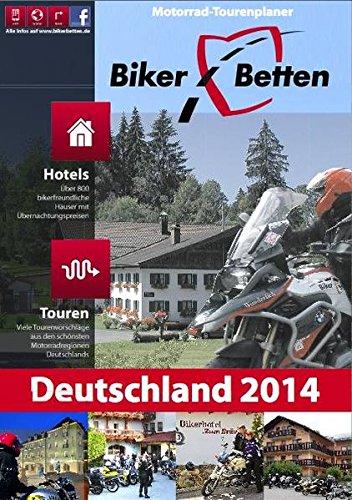 Biker-Betten Deutschland 2014: Motorrad-Tourenplaner: Thomas Klein