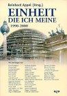 Einheit die ich meine: 1990-2000: Reinhard Appel