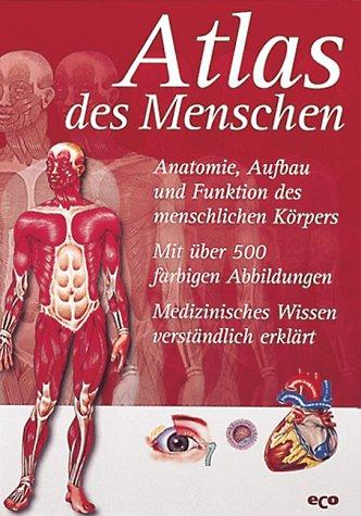 atlas menschlichen körpers aufbau funktion - ZVAB