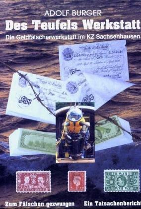 9783933471802: Des Teufels Werkstatt. Die Geldfälscherwerkstatt im KZ Sachsenhausen