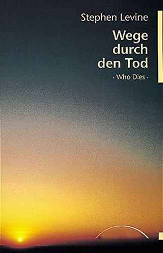 9783933496119: Wege durch den Tod: Who Dies