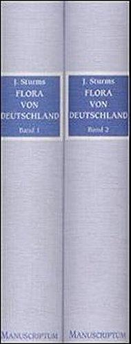 9783933497574: J. Sturms Flora von Deutschland, 2 Bde.
