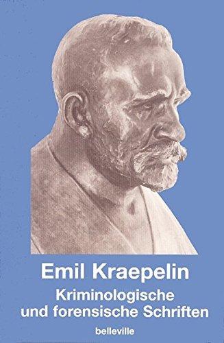 9783933510914: Kriminologische und forensische Schriften.