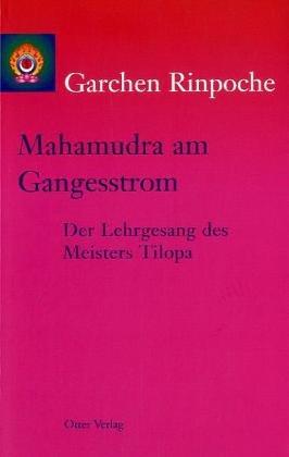 9783933529336: Mahamudra am Gangesstrom