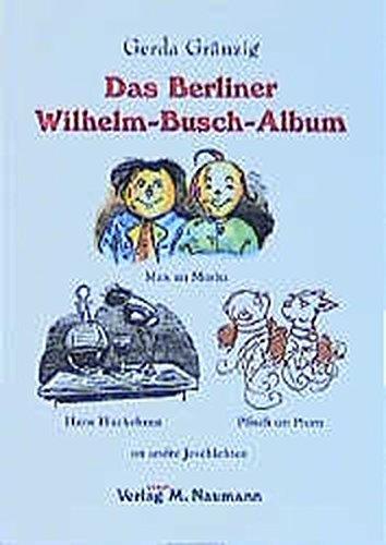 Das Berliner Wilhelm-Busch-Album: Gränzig, Gerda