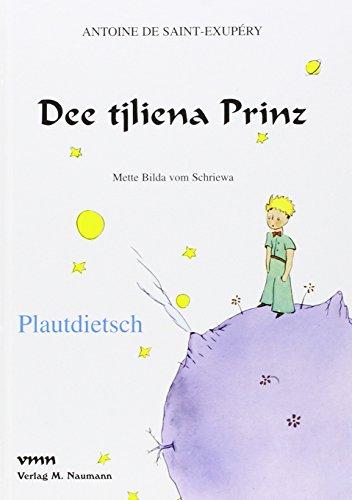 9783933575852: Dee tjliena Prinz: Plautdietsch