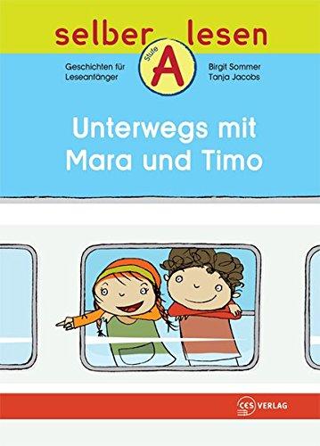 9783933651327: Unterwegs mit Mara und Timo