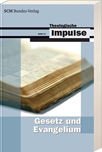 9783933660527: Gesetz und Evangelium
