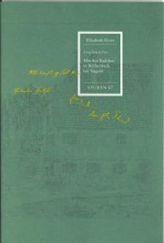 Mörikes Badekur in Röthenbach bei Nagold: Lang,: Horn, Elisabeth