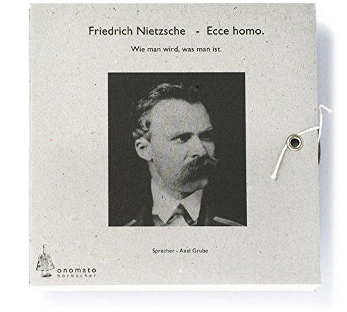 9783933691231: Ecce Homo, 4 Audio-CDs