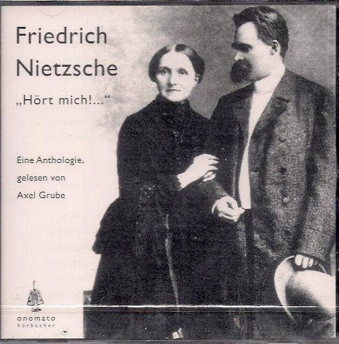"""9783933691712: """"Hört mich! ..."""" (Eine Anthologie, gelesen von Axel Grube)"""