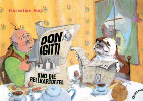 9783933697233: Don Igitti und die Bellkartoffel