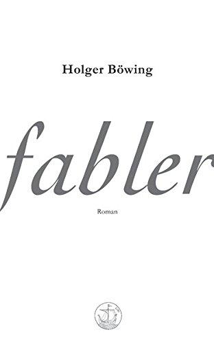 9783933713384: Fabler: Roman