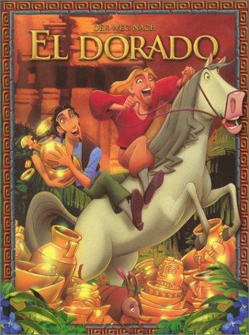 9783933731371: Der Weg nach El Dorado - Storybook
