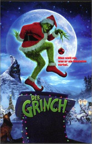 9783933731524: Der Grinch. Man weiß nie, was er als Nächstes vorhat. Das Buch zum Film