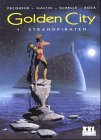 Strandpiraten (Golden City, Band 1): Pecqueur, Daniel, Malfin, Nicolas