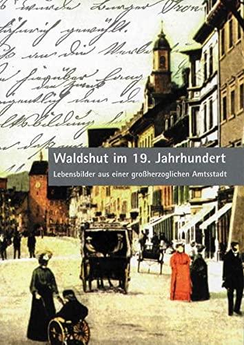 9783933784100: Geschichte der Stadt Waldshut